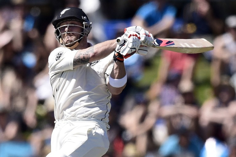Brendon mccullum trumps adam gilchrist to set world record for most sixes
