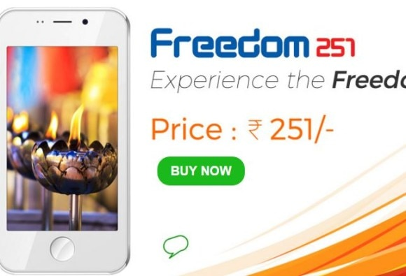 ringing bells gets 7.35 crore booking order for freedom 251