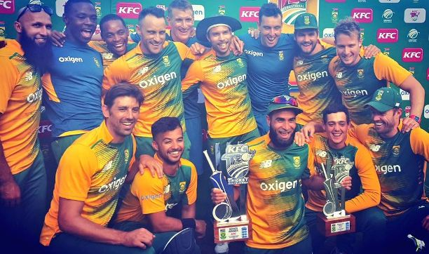 South Africa's record chase, de Villiers sets the bar higher