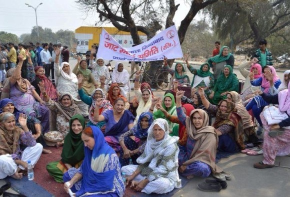 Haryana Government Promises Reservation, Jats Lift Blockade Partially