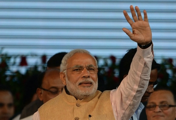 'Modi is a god's gift for India. He is the Messiah of poor'