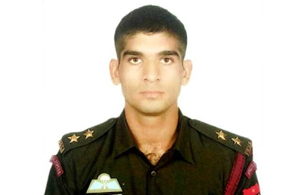 Photos: martyr captain pawan kumars last facebookpost