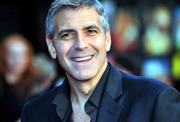 George Clooney's drunk audition