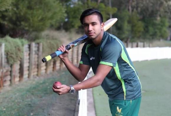 Indian origin teenager Arjun Nair included in Australia's NSW squad