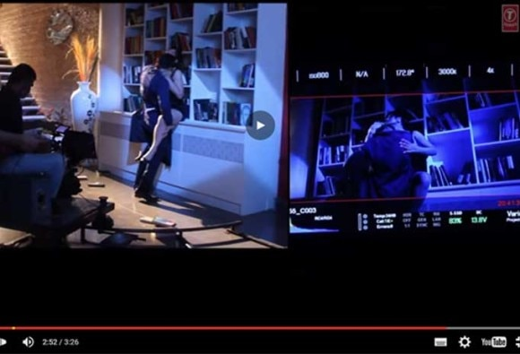 Watch: Making video wajah tum ho hate story