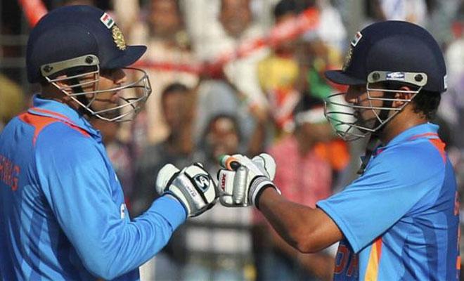 team india's new opening pair