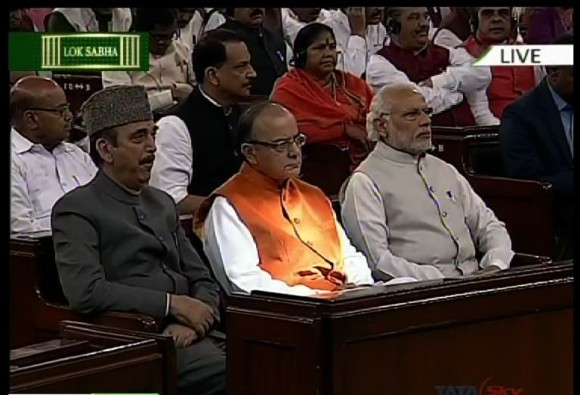 Budget Session of Parliament Live