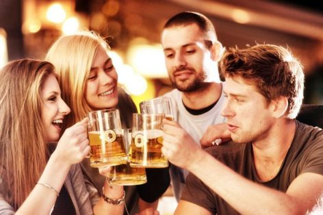 Drinking Alcohol For Your Health: 3 to 5 Drinks Weekly May Lower Risk Of Heart Attack And Heart Failure