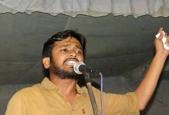 Kanhaiya speech after bail