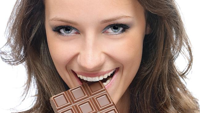 Eating Chocolate Makes Your Brain Work Better