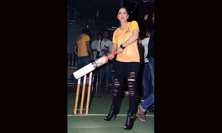 Mumbai: Sunny Leone launches Chennai Swaggers team