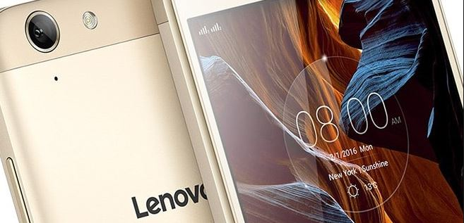 Lenovo's smartphone with Dolby sound