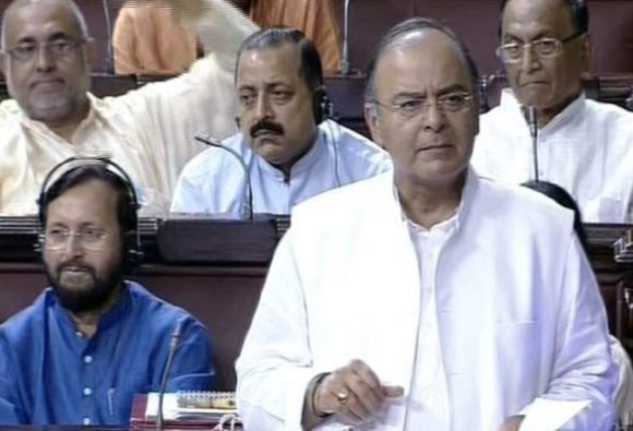 Arun Jaitley may announce EPF tax rollback in Parliament today
