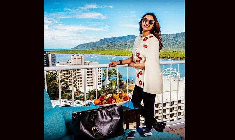 parineeti chopra share exotic holiday pics on instagram