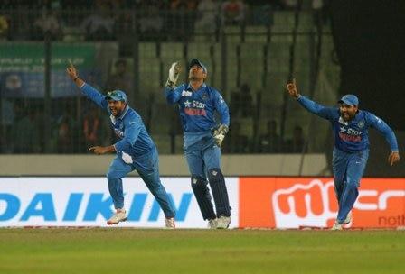 india beat bangladesh by 45 runs
