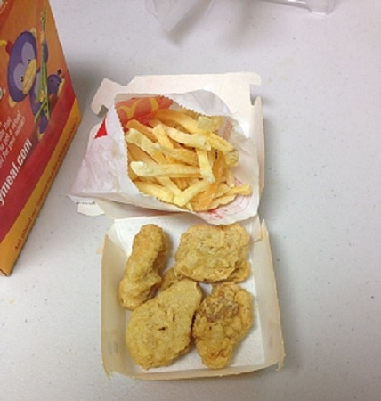 This Woman Says She Bought A McDonald's Happy Meal In 2010, And It Hasn't Rotted Yet!
