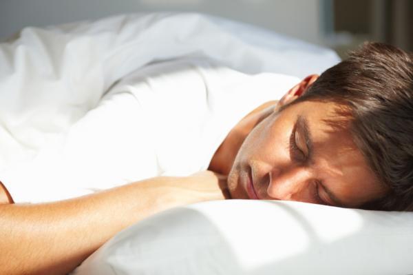 Getting A Good Night's Sleep May Help Improve Memory