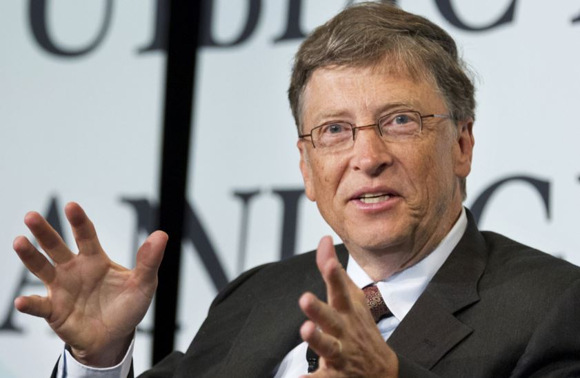 introduction about bill gate