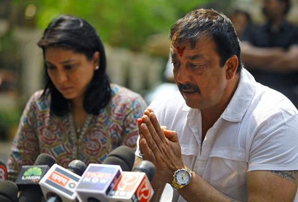 Wish our father Sunil Dutt would have been alive, he would have been very relieved today:  Priya Dutt