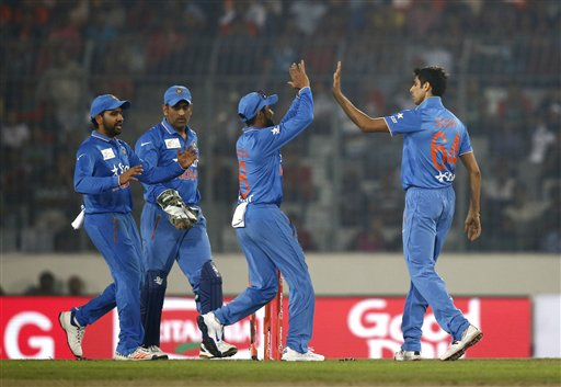 Records and Facts in 1st T20 between India and Bangladesh