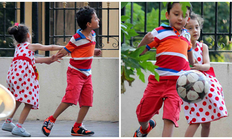 Sanjay Dutt release from prison, his children looked very happy