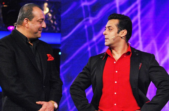 Sanjay Dutt To Chill With His Family At Salman Khan's Panvel Farmhouse!