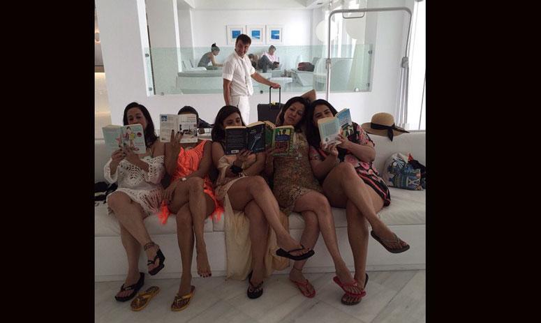 malaika arora khan posts adorable trip pic on instagram