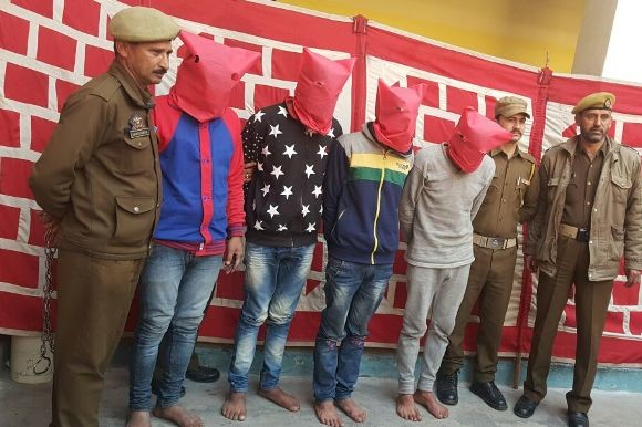 Jammu : Gangrape with 9 year old, Died