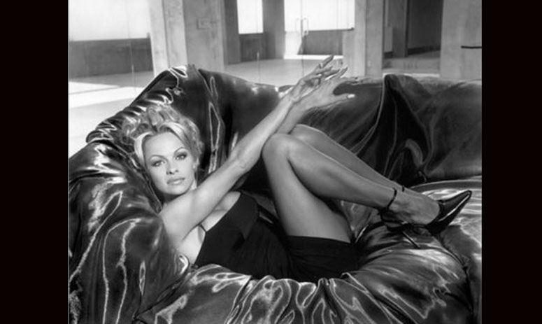 48 pamela anderson goes for nude photoshoot for paper magzine