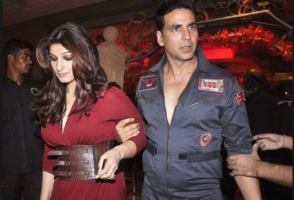 Twinkle Khanna says she is not romantic