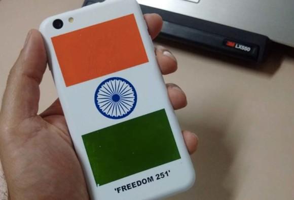 FREEDOM 251 sued by bpo company