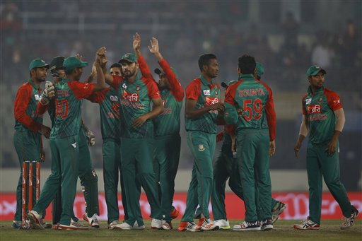 Bangladesh beat UAE by 51 runs in Asia Cup