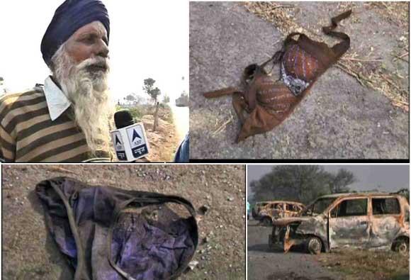 Eyewitness Truck Driver of Murthal 'Gangrape'
