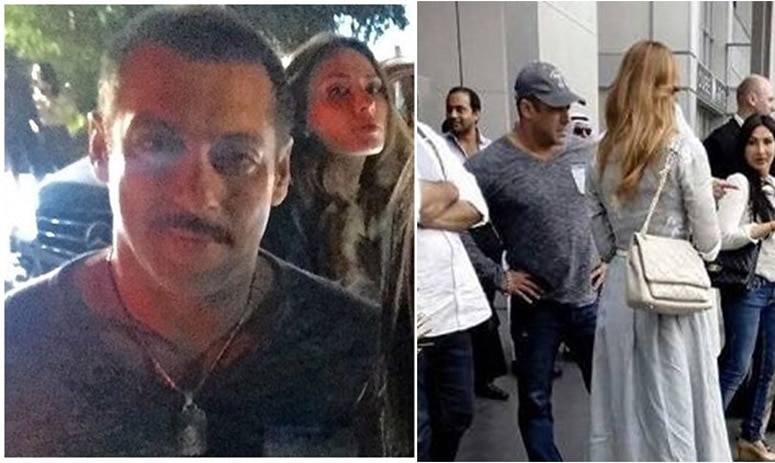 Is That Salman Khan Looking At An Engagement Ring For Iulia Vantur?