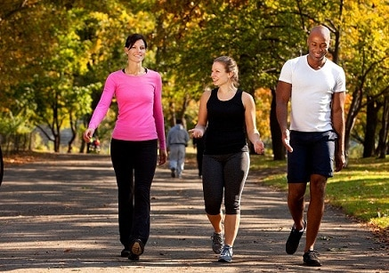 Just walking around can help you live longer