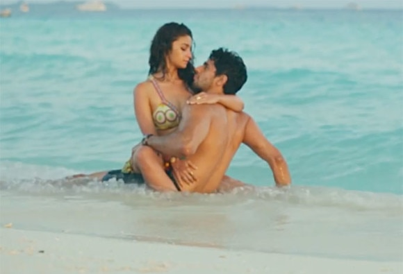 Alia Bhatt & Sidharth Malhotra's Hottest Photoshoot EVER