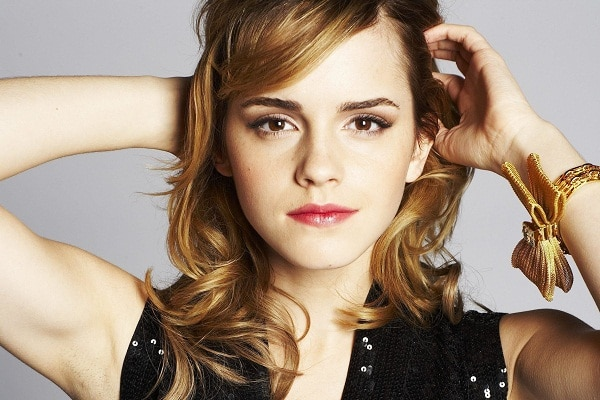 Emma Watson: I hated my strong eyebrows
