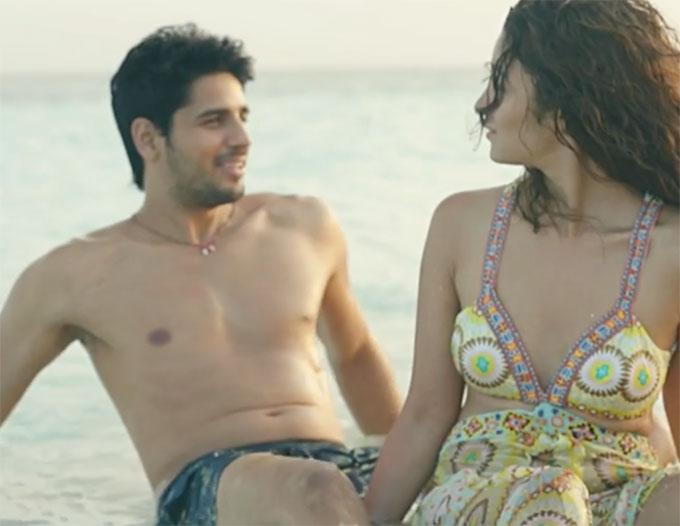 Sidharth-Alia's Vogue beach shoot is hot!