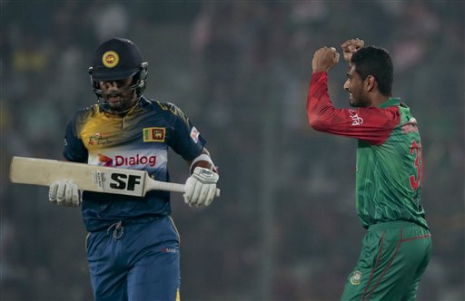 Bangladesh shock Sri Lanka by 23 runs in AsiaCupT20