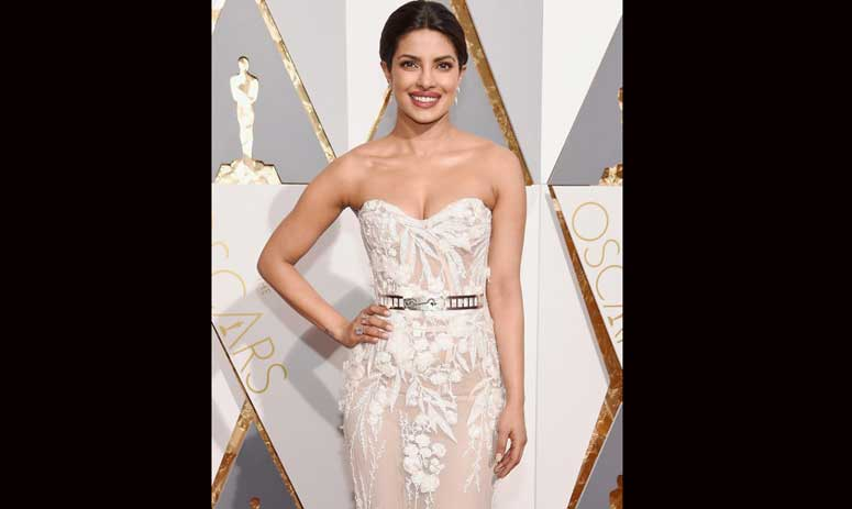 Unbelievable, the cost of Priyanka Chopra's jewellery for Oscars!