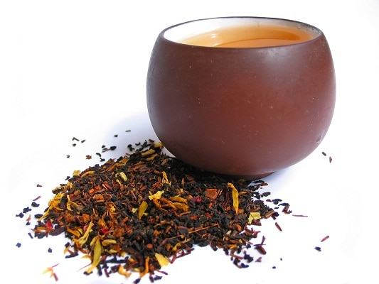 Bored of drinking tea? Now, chew it and feel refreshed!