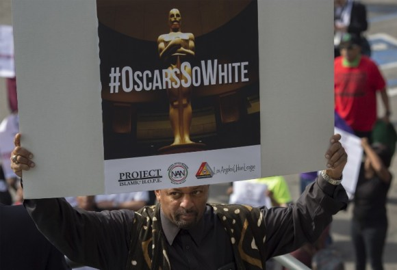 Oscars 2016 red carpet marred with protests