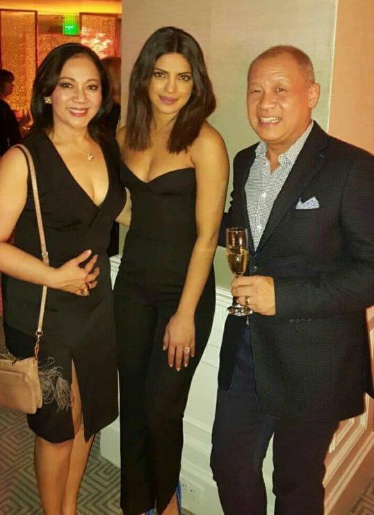 Priyanka Chopra in 88th academy awards