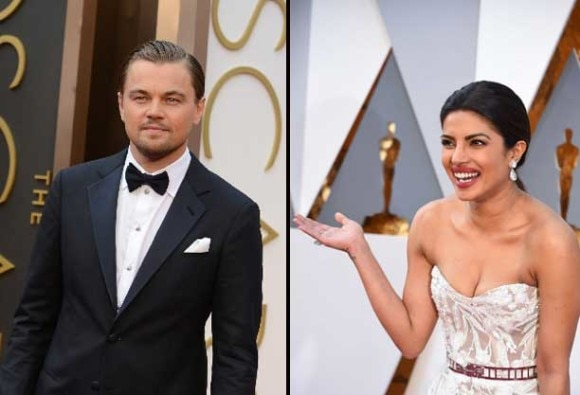 Priyanka Chopra second most googled Oscar celebrity