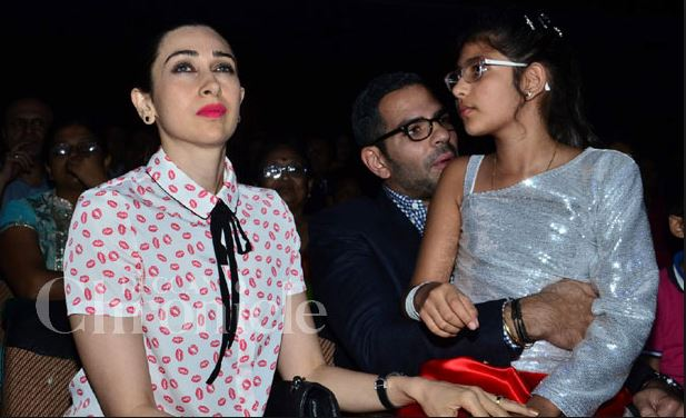 Karisma Kapoor says Sanjay had asked his mother to slap her