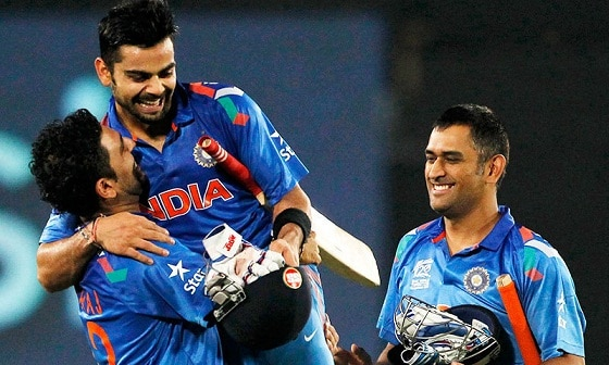 India enter finals of Asia Cup with 5-wkt win over Lanka