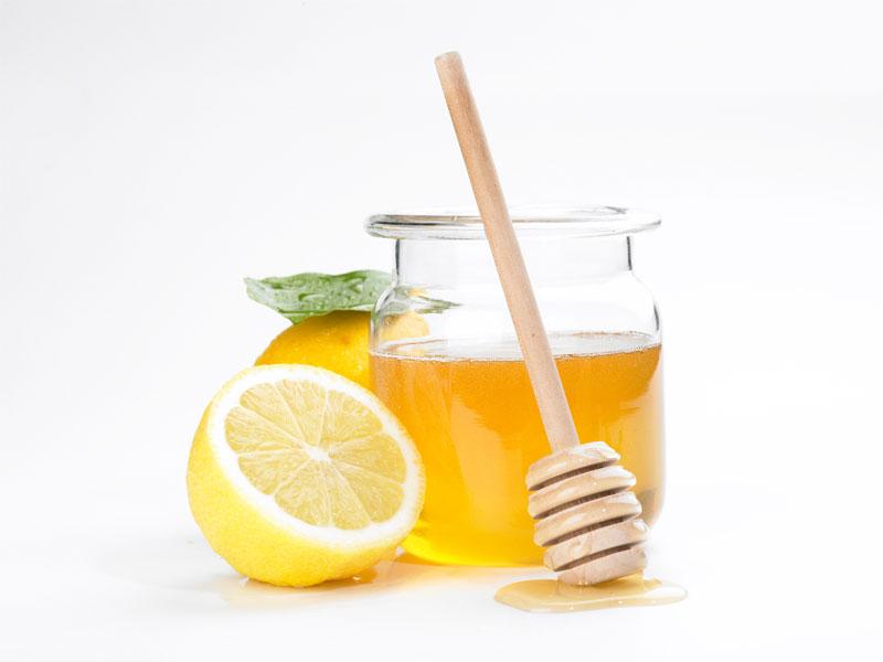 lemon for pimples marks