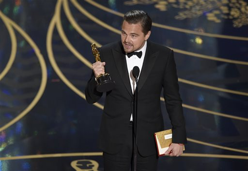 Why it was necessary to win the Oscar for Leonardo DiCaprio