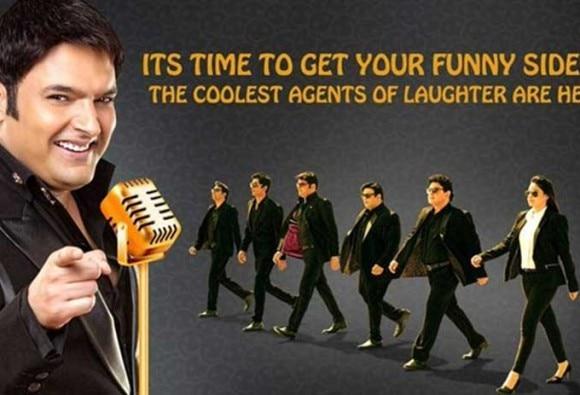 Kapil Sharma and gang is back with The Kapil Sharma Show