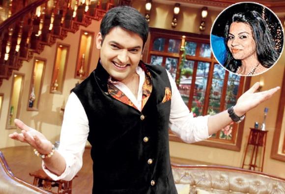 Kapil Sharma blush question over creative director Preeti Simoes